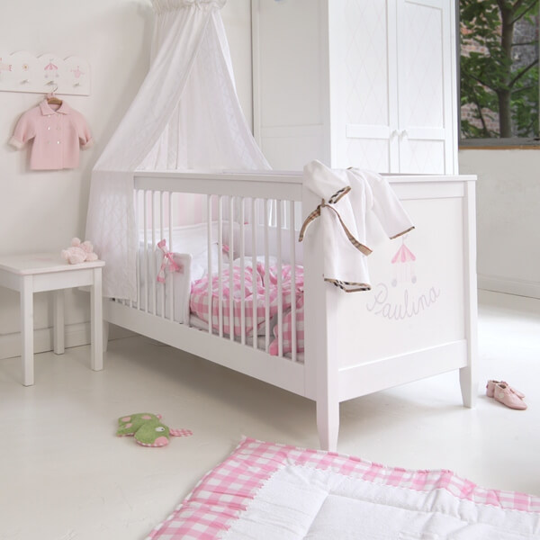 Luxury Cot Bed