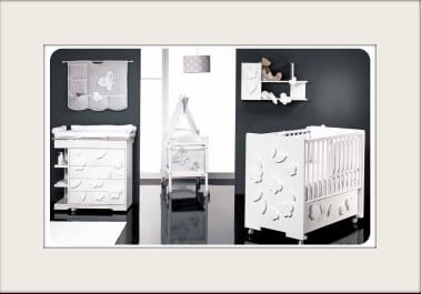 Monochrome Nursery Collection
