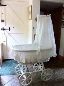 Bassinet In need of transformation