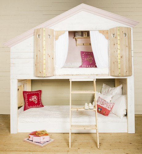 Unique Bunk Beds For Children Uk Girls Bunkbeds Boys Bunk The Baby Cot Shop In Chelsea London