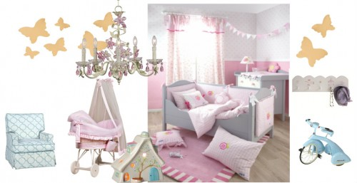 A Katie Perry Inspired Nursery