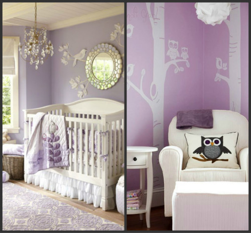 radiant orchid nursery for girls