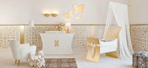 Luxury baby nursery ideas uk the baby cot shop in for Baby room decorating ideas uk