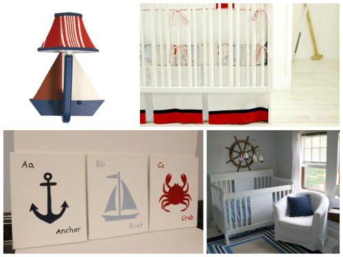 Nautical Inspiration For Boys
