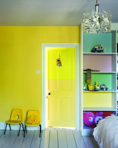 Choose nursery colours with farrow ball the baby cot shop - Couleur de peinture pour chambre enfant ...