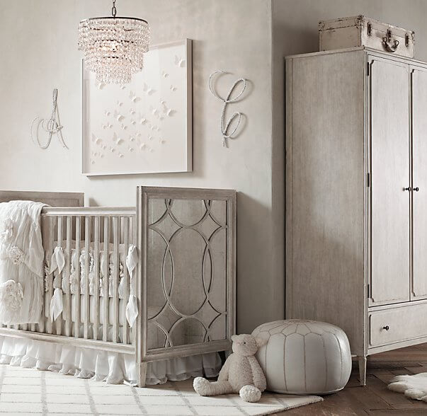 grey nursery ideas uk