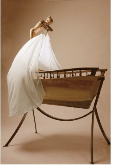 nautical-handcrafted-cradle