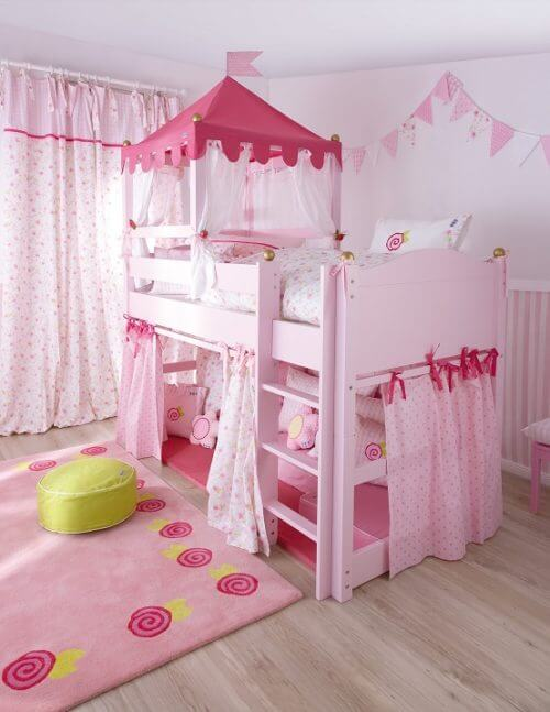 PUNKIN PATCH_PINK PRINCESS ROOM