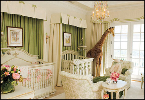 Luxury Celebrity Nurseries Uk