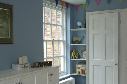 Choosing Colours For Your Nursery Or Children S Room With